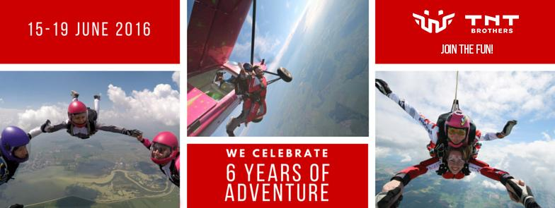 TNT Brothers 6 years of adventure